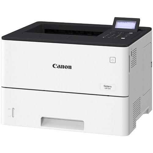 CANON satera LBP322I レーザービームプリンター A4対応
