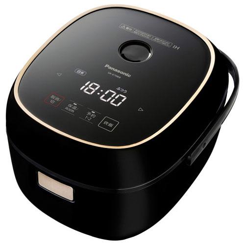 パナソニック SR-KT069-K(ブラック) IHジャー炊飯器 3.5合