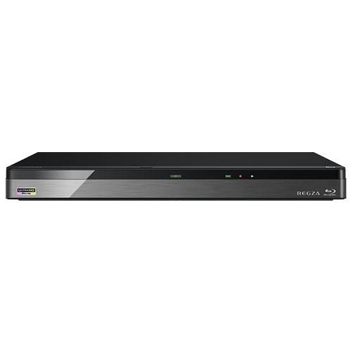 東芝 DBR-UT109 Ultra HD対応 レグザブルーレイ 1TB