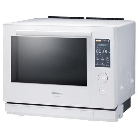 【長期保証付】東芝 ER-VD7000-W(グランホワイト) 石窯ドーム 過熱水蒸気オーブンレンジ 30L