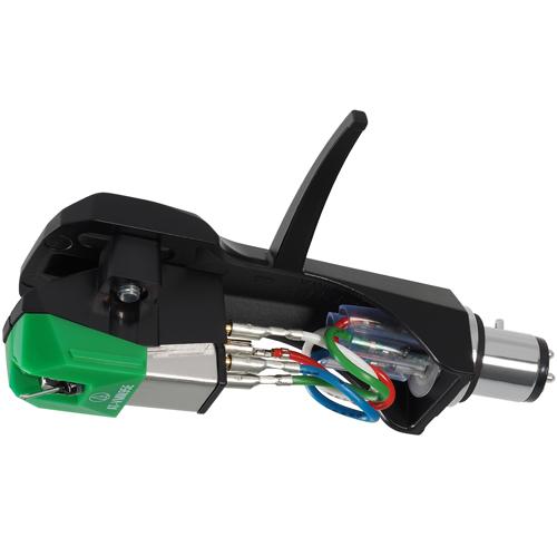 オーディオテクニカ AT-VM95E/H ヘッドシェル付VM型(デュアルムービングマグネット) ステレオカートリッジ