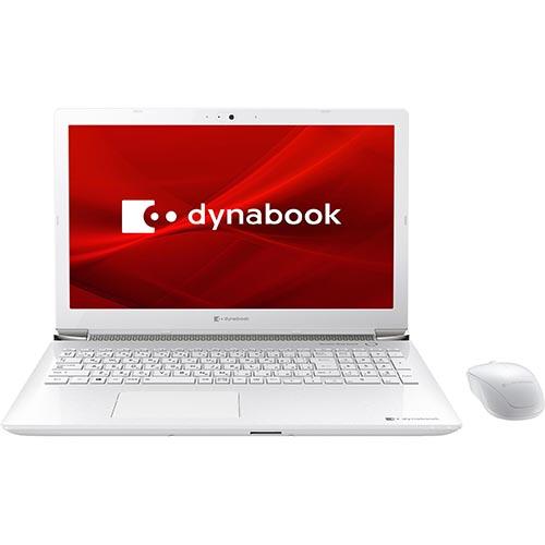 dynabook P1X7MPBW(リュクスホワイト) dynabook Xシリーズ 15.6型液晶