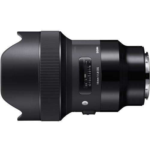 【長期保証付】シグマ 14mm F1.8 DG HSM Lマウント