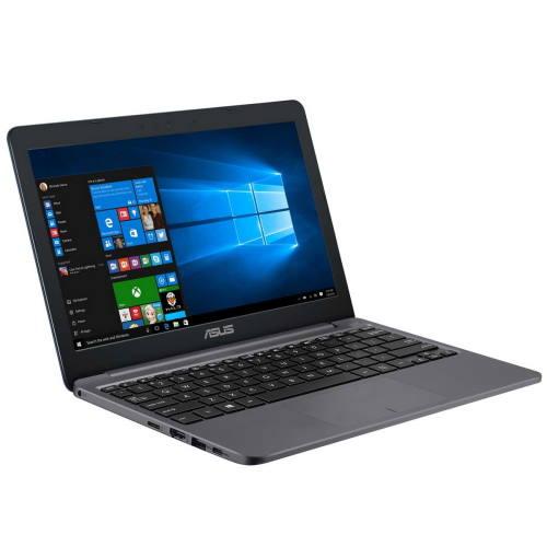 【長期保証付】ASUS E203MA-4000G2(スターグレー) 11.6型 Celeron/4GB/64GB