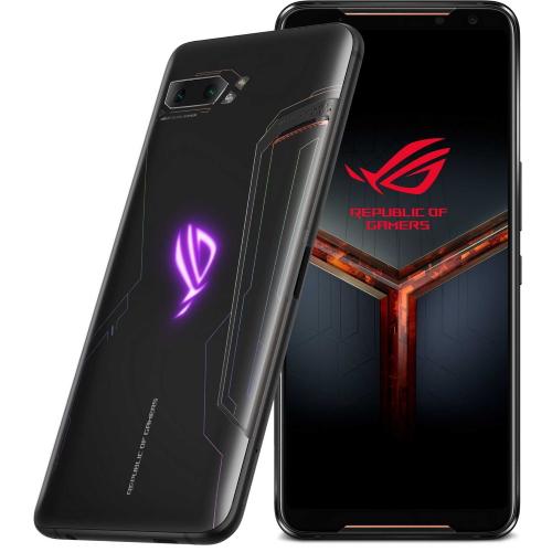 ASUS ROG Phone II(マットブラック) 12GB/1TB SIMフリー ZS660KL-BK1TR12
