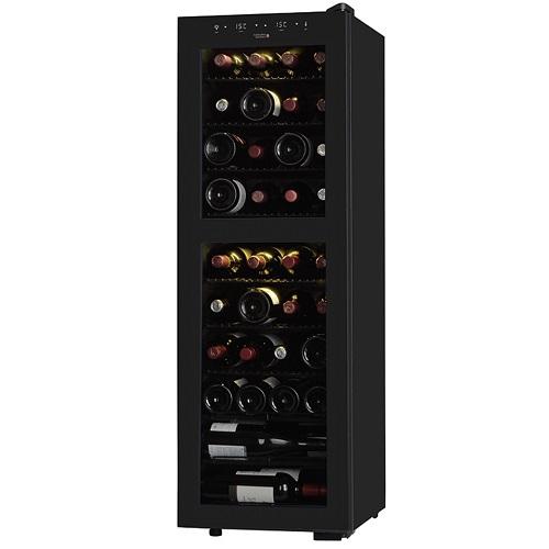 【標準設置料金込】【送料無料】さくら製作所 SB38(ブラック) ZERO CLASS Smart ワインセラー 97L 38本収納 右開き[代引・リボ・分割・ボーナス払い不可]