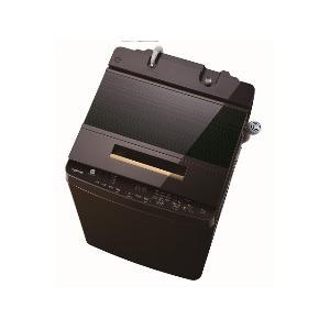 【標準設置料金込】東芝 AW-10SD8-T(グレインブラウン) ZABOON 全自動洗濯機 上開き 洗濯10kg[代引・リボ・分割・ボーナス払い不可]