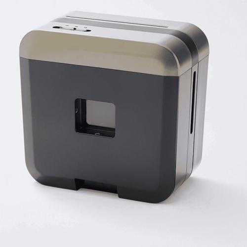 【長期保証付】アコ・ブランズ・ジャパン GSHA25M-G(ゴールド&ブラック) マイクロカットシュレッダ