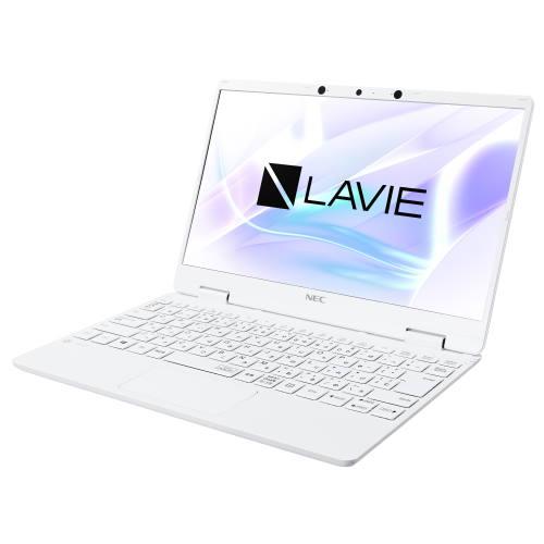 【長期保証付】NEC PC-NM750RAW(パールホワイト) LAVIE Note Mobile 12.5型 Core i7/8GB/512GB/Office