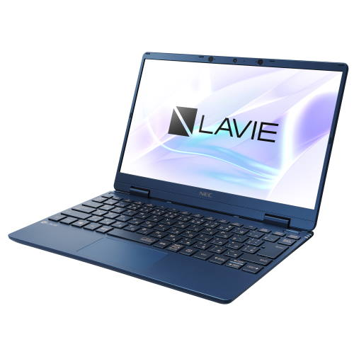 【長期保証付】NEC PC-NM750RAL(ネイビーブルー) LAVIE Note Mobile 12.5型 Core i7/8GB/512GB/Office