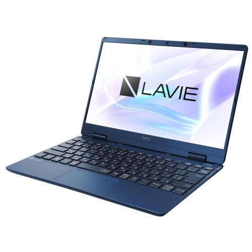 【長期保証付】NEC PC-NM750RAL(ネイビーブルー) LAVIE Note Mobile 12.5型 Core i7/8GB/512GB/Office