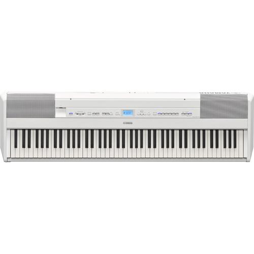 【長期保証付】ヤマハ P-515WH(ホワイト) 電子ピアノ 88鍵盤