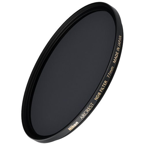 ニコン ARCREST ND8 FILTER 77mm