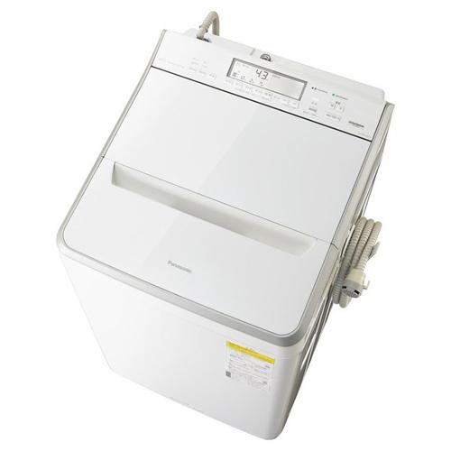 【標準設置料金込】【送料無料】パナソニック NA-FW120V3-W(ホワイト) 洗濯乾燥機 上開き 洗濯12kg/乾燥6kg[代引・リボ・分割・ボーナス払い不可]