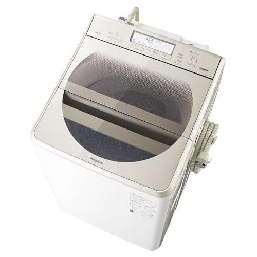【標準設置料金込】【送料無料】パナソニック NA-FA120V3-N(シャンパン) 全自動洗濯機 上開き 洗濯12kg[代引・リボ・分割・ボーナス払い不可]