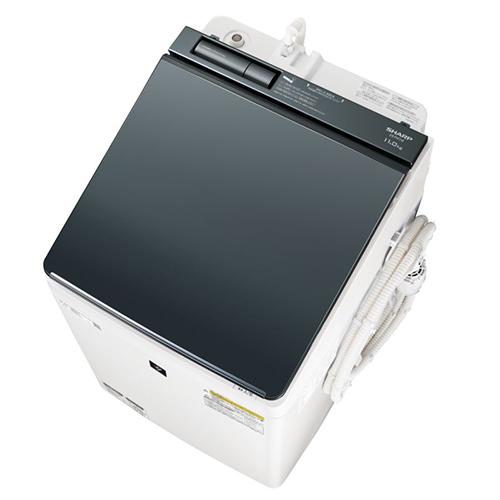 おすすめネット 【標準設置料金込】【送料無料】シャープ ES-PW11E-S(シルバー系) タテ型洗濯乾燥機 上開き 洗濯11kg/乾燥6kg[・リボ・分割・ボーナス払い], ロイスピエール:30f83848 --- sturmhofman.nl
