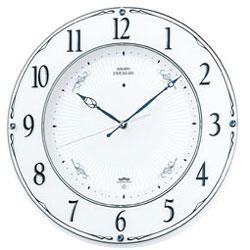 セイコー LS230W 電波掛け時計