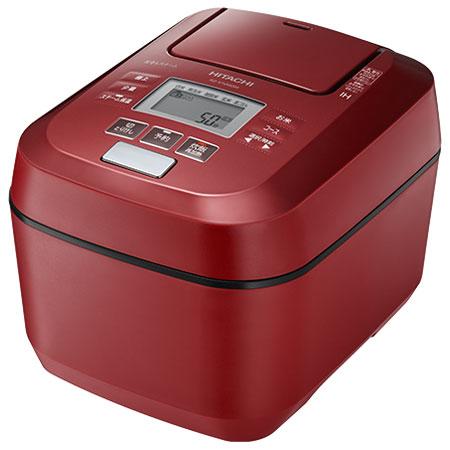 日立 RZ-V100DM-R(メタリックレッド) ふっくら御膳 IHジャー炊飯器 5.5合
