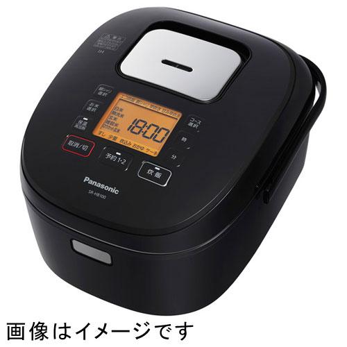 【長期保証付】パナソニック SR-HB180-K(ブラック) IHジャー炊飯器 1升