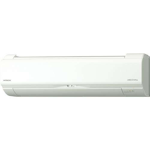 【工事料金別】【長期保証付】日立 RAS-HK25L-W(スターホワイト) HKシリーズ メガ暖白くまくん 8畳 電源100V