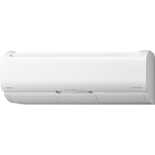 【工事料金別】【長期保証付】日立 RAS-XK25L-W(スターホワイト) XKシリーズ メガ暖白くまくん 壁掛タイプ 8畳 電源100V