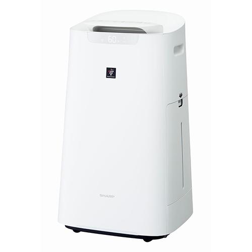 【長期保証付】シャープ KI-N75YX-W(ホワイト系) 加湿空気清浄機 プラズマクラスター25000 空気清浄34畳/加湿24畳