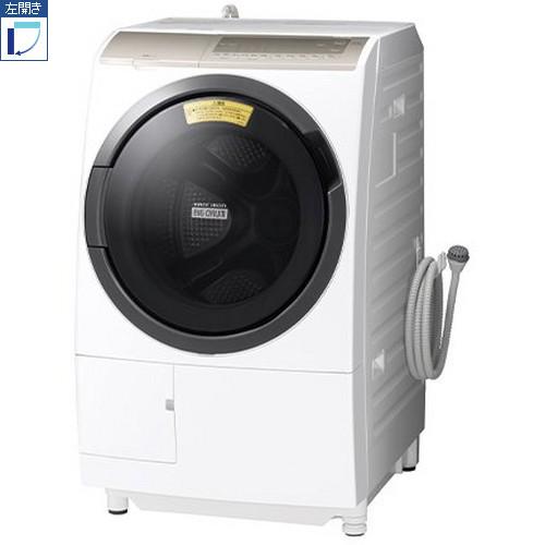 【標準設置料金込】【長期保証付】【送料無料】日立 BD-SX110FL-N(ロゼシャンパン) 洗濯乾燥機 左開き 洗濯11kg/乾燥6kg[代引・リボ・分割・ボーナス払い不可]