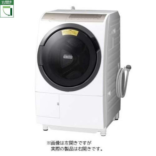 【標準設置料金込】【送料無料】日立 BD-SX110FR-N(ロゼシャンパン) 洗濯乾燥機 右開き 洗濯11kg/乾燥6kg[代引・リボ・分割・ボーナス払い不可]