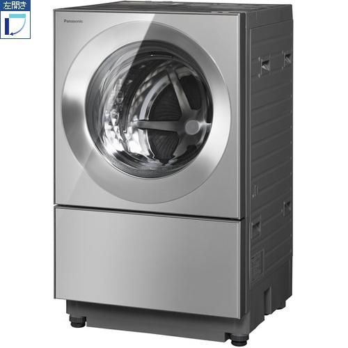 【標準設置料金込】【長期保証付】【送料無料】パナソニック NA-VG2500L-X(プレミアムステンレス) ドラム洗濯乾燥機 左開き 洗濯10kg/乾燥5kg[代引・リボ・分割・ボーナス払い不可]