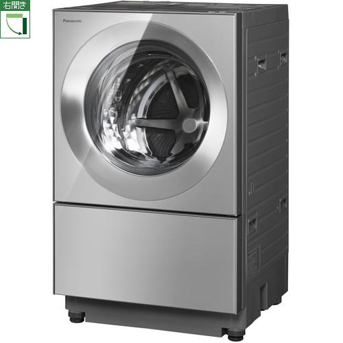 【標準設置料金込】【長期保証付】【送料無料】パナソニック NA-VG2500R-X(プレミアムステンレス) ドラム洗濯乾燥機 右開き 洗濯10kg/乾燥5kg[代引・リボ・分割・ボーナス払い不可]