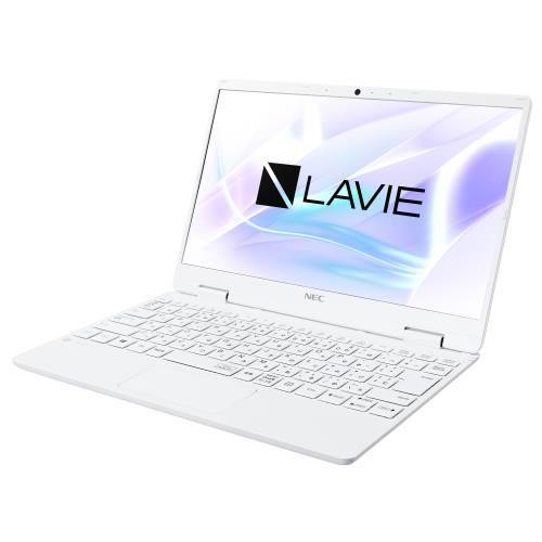 【長期保証付】NEC PC-NM150RAW(パールホワイト) LAVIE Note Mobile 12.5型 Celeron/4GB/256GB/Office