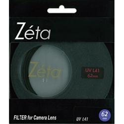 ケンコー Zeta L41 62S 薄枠UVフィルター 62mmwOvNn0m8