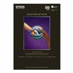 エプソン KA225VFA Velvet Fine Art Paper A2 25枚