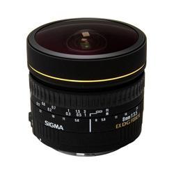 【長期保証付】シグマ 8mm F3.5 EX DG CIRCULAR FISHEYE ニコン用