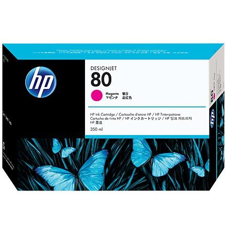 HP C4847A 純正 HP 80 インクカートリッジ マゼンタ