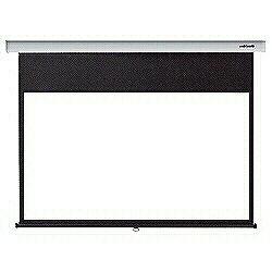 キクチ科学研究所 SS-120HDPG/W カラーケース仕様スプリングローラースクリーン
