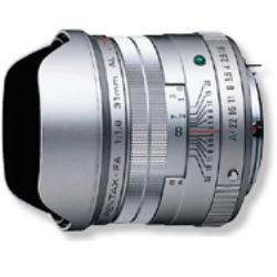 【長期保証付】ペンタックス smc PENTAX-FA 31mmF1.8AL Limited(シルバー)