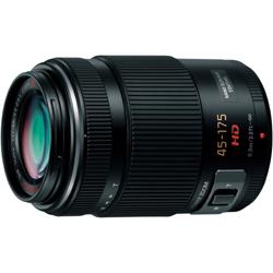 【長期保証付】パナソニック LUMIX G X VARIO PZ 45-175mm F4.0-5.6 ASPH. POWER O.I.S.(ブラック)
