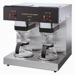 カリタ KW-102 業務用コーヒーマシン 約4杯分