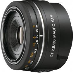 【長期保証付】ソニー DT 30mm F2.8 Macro SAM