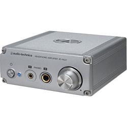 【長期保証付】オーディオテクニカ ヘッドホンアンプ AT-HA21