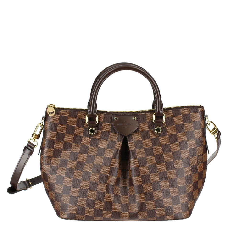 LOUIS VUITTON ルイヴィトン N41545 ダミエ シエナPM