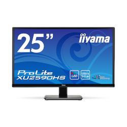 【長期保証付】iiyama XU2590HS-B1(マーベルブラック) ProLite 25型ワイド 液晶ディスプレイ