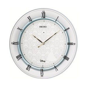 セイコー FS503W 電波掛け時計