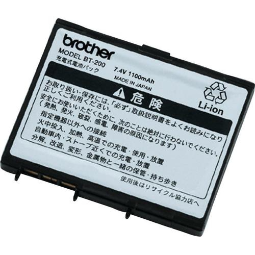 ブラザー BT-200 充電池