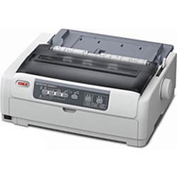 OKI ML5460HU2 MICROLINE 5460HU2 ラウンド型ドットインパクトプリンター A4対応