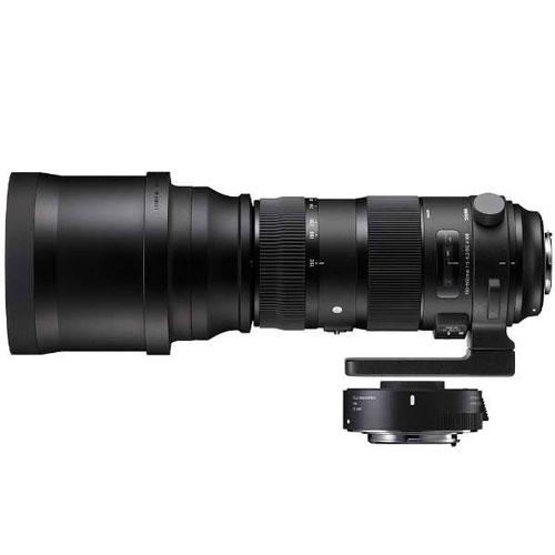 シグマ 150-600mm F5-6.3 DG OS HSM Sports テレコンバーターキット キヤノン用