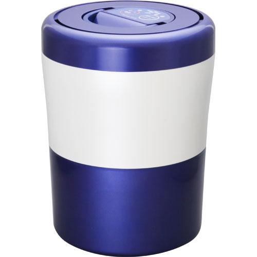 【長期保証付】島産業 生ごみ減量乾燥機 パリパリキューブライト 1~3人用 PCL-31-BWB(ブルーストライプ)