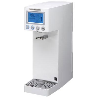 【長期保証付】シナジートレーディング HDW0002(ホワイト) 家庭用水素水生成器 グリーニング ウォーター