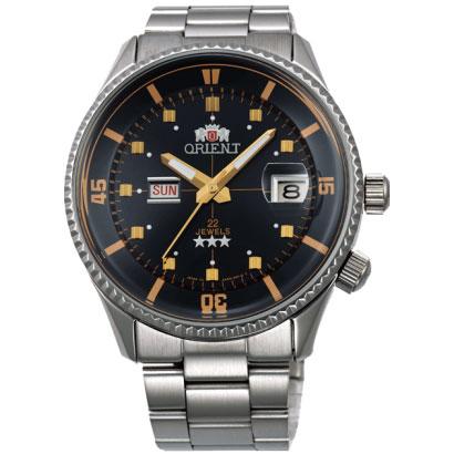 【長期保証付】オリエント WV0021AA ワールド ステージ コレクション 機械式時計 (メンズ)